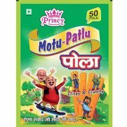 Princy Pola Sticks Snacks, Packaging Type: Packet