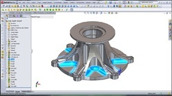3D CAD Modelling Services in Ahmedabad, 3D सीएडी