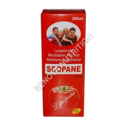 Lycopene Mecobalamin Folic Acid And Multivitamin Syrup