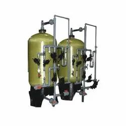 Automatic Water Softening Plants