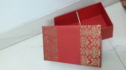 2 Partition Wedding Box