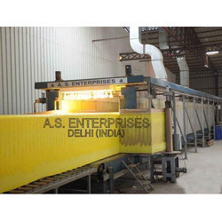 Slab Stock Foaming Machine