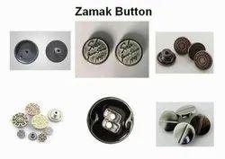 Zinc Die Cast Buttons