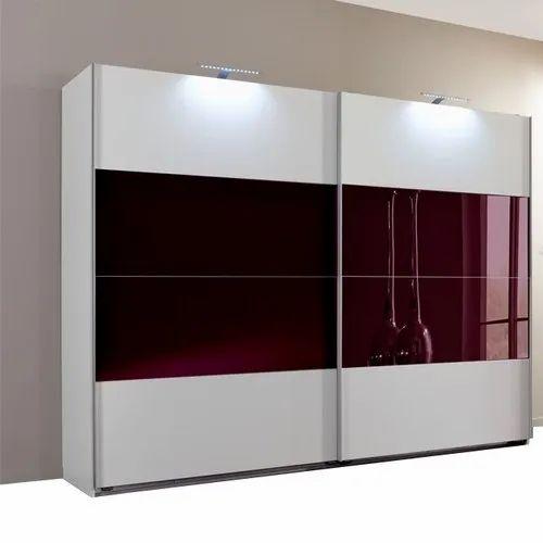 Laminates Finish Bedroom Laminated Wooden Wardrobe Rs 44000 Unit Id 22015361530