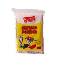 Sarwar 1 Kg Custard Powder, Packaging Size: 1kg
