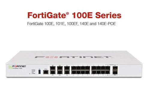 Fortinet Fg 100e