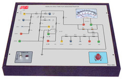 Analog Multimeter Demonstrator Trainer