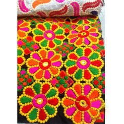 Designer Acrylic Fabric
