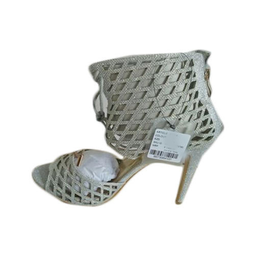 7b8e60f83ed Ladies Pencil Heel Sandal