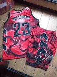 Polyester Full Sublimation Printing