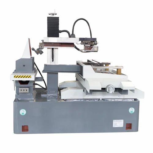 Industrial Cnc Edm Wire Cut Machine - Mec Tech Machines & Tools, New ...
