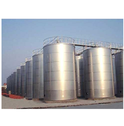 Oil and Diesel Storage Tank