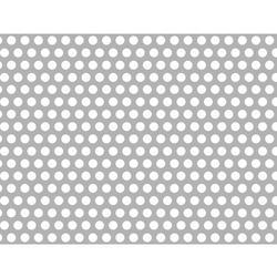 Industrial Perforated Metal Sheet