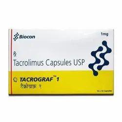 TACROGRAF 1MG TAB Tacrolimus