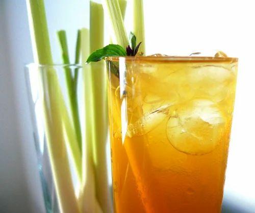 Lemongrass tea, kreasi teh untuk menu buka puasa