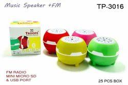 FM Sdcard USB Speaker