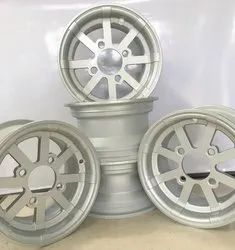 Golf Kart Rims 101.6 PCD CB72