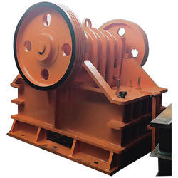 Stainless Steel Stone Crusher, 45 Kw
