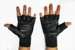 Gym Belt Gloves,Work Out Gloves,Leather Gloves Gym
