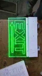Exit Light Led