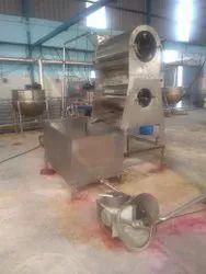 Automatic Twin Pulper Machine