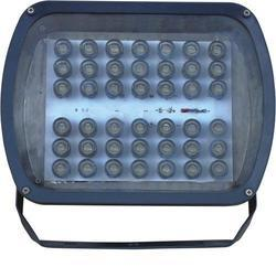 LED Cool And Pure White Flood Light Luminaries, IP Rating: 44 And 54