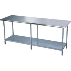 SS Commercial Kitchen Table
