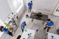 4 BHK Apartment Deep Cleaning