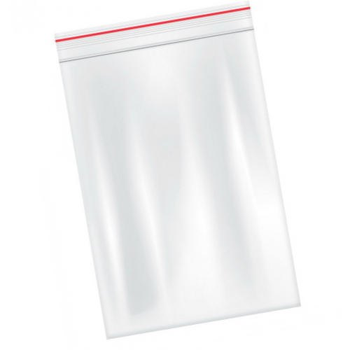 Transparent 1 Kg Zip Lock Pouch, Packaging Type: Packet