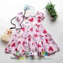 Natural Recycle Organic Cotton Kids Dresses