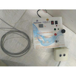Borewell Water Level Controller
