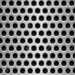 Railing Use SS Perforated Sheet