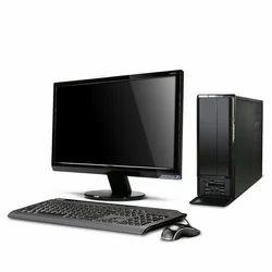 Low Cost Assemble Desktop Computer, Screen Size: 19