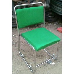 Green Polyester Banquet Chairs