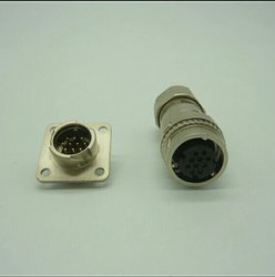 Fanuc Encoder Connector 10 Pin Male/Female