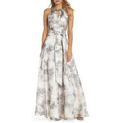Western Printed Gowns
