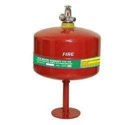 5 kg Automatic Roof DCP Fire Extinguisher