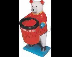 SNS 704 Teddy Bear Dustbin