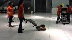 Microfibre Floor Cleaning Service