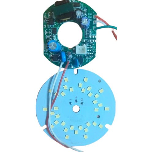 12 Watt Round Driver With LED PCB