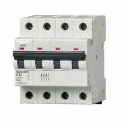 4 Pole Electrical MCB