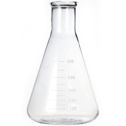 Glass Conical Flask, Chemical Laboratory
