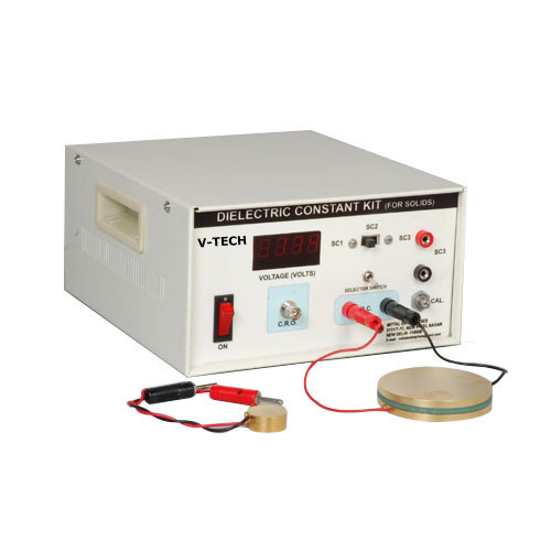 V-Tech Dielectric Constant Kit, Usage: Educational