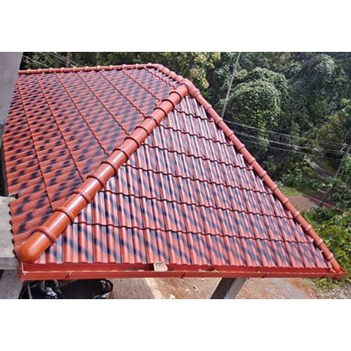 Profile Home Ceramic Roofing Tile Rs 35 Square Feet Somans Roofing Id 15893713712