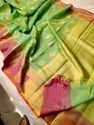 Dupion Silk Saree