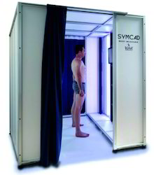 Compact 3D Body Scanner SYMCAD III model CX16