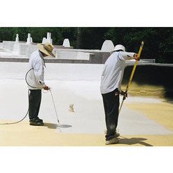 Protective Roof Terrace Waterproofing Membrane