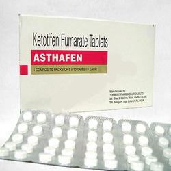 Asthafen (Ketotifen 1Mg Tablet)