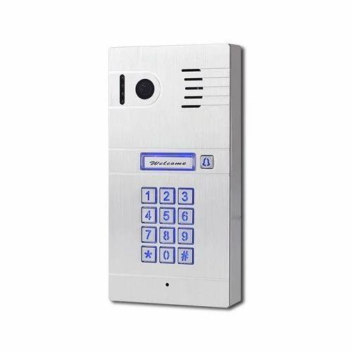 Multi Apartment Video Door Phone at Rs 6500 /piece | Video Door ...