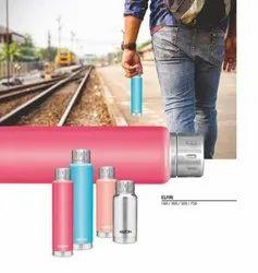 Milton Stainless Steel Water Bottles FOR OFFICE, Size: 500ml, Capacity: 500ml